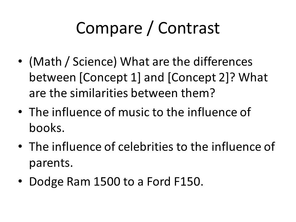 Influences of Celebrities vs. Influence of Parents ...